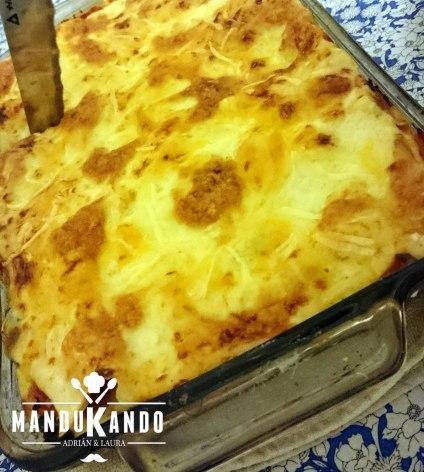 lasagna entera